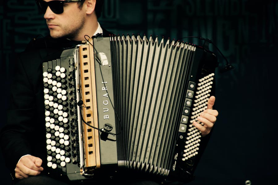 cleaning your accordion