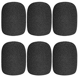 Windscreen covers - 6pk
