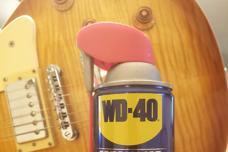 What You Can Clean Your Electric Guitar With?