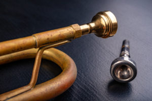 Tarnished trumpet