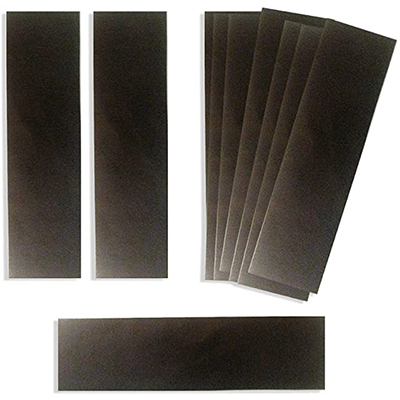 charcoal strips