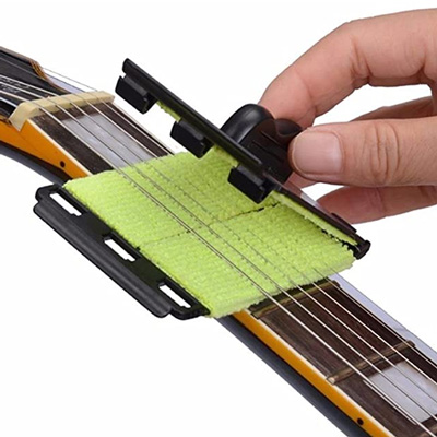 guitar string cleaner tool