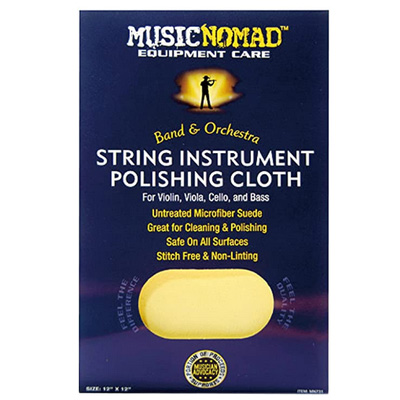 string instrument polishing cloth