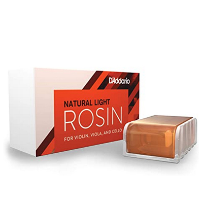 light rosin for violins and cellos