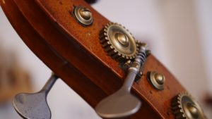 double bass pegs